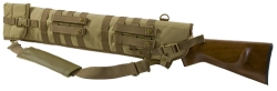 Tactical Shotgun Scabbard Tan